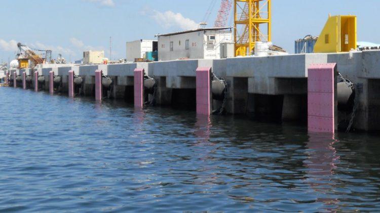 rubber dock fender